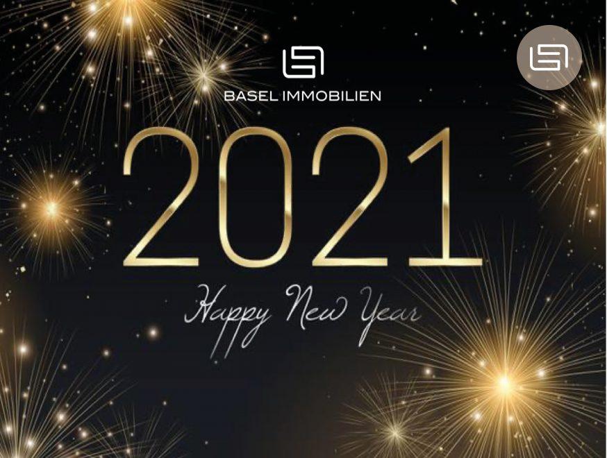 Anpfiff - 2021 hat begonnen!