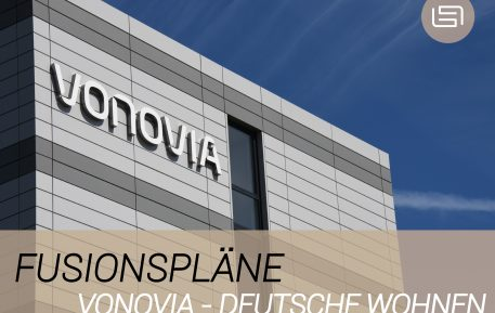Fusion von Vonovia und Deutsche Wohnen