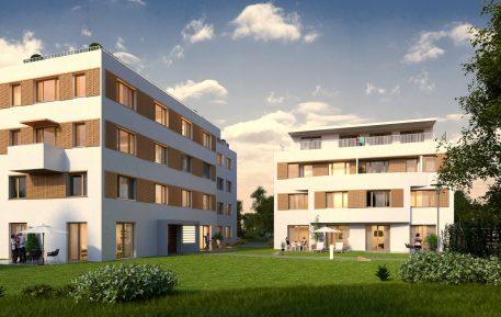 KUCKHOFF 47 - Exklusives Wohnen in Niederschönhausen