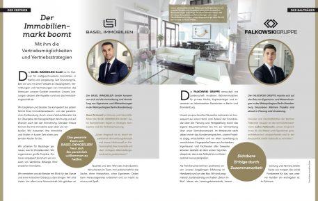Basel Immobilien: Unser Unternehmen - Exklusiv Magazin